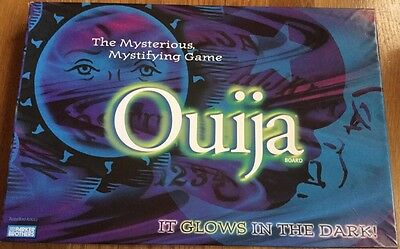 Ouija The Mystifying Game Parker Brothers 1998 Glow in the Dark