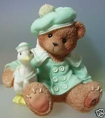 CHERISHED TEDDIES COLE 476714 new box papers