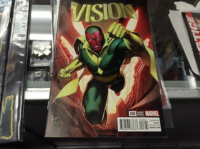 Vision #8 1:25 Dale Keown Classic Variant Marvel
