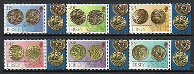 Jersey 2011 Archaeology (2Nd Series) Buried Treasure M/m Set Of 6 Cat £10+