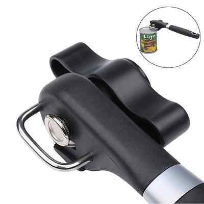 Kictero Manual Can Opener Side Cutting Safety Smooth