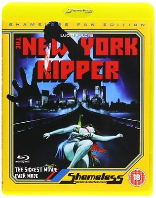 The New York Ripper : Fan Edition - New Blu-Ray