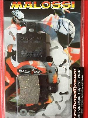 Aprilia SR 50 R Factory Injection 05 - On MALOSSI SPORT FRONT SCOOTER BRAKE PADS