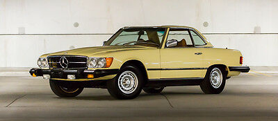 1979 Mercedes-Benz SL-Class  1979 Mercedes-Benz 450SL - 9,952 Miles From New - Well Documented