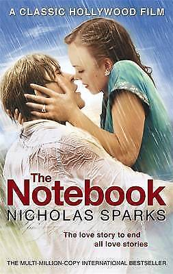 The Notebook by Nicholas Sparks (Paperback, 2007)