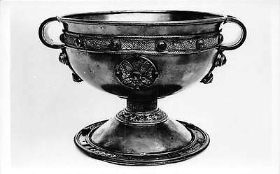 Co. Limerick Ardagh Chalice large chalice of silver decorated gold Postcard