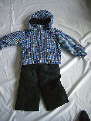 """Children's SKI SUIT by """"Lupilu"""" - Jacket and Pants Two Piece Set - Brand New"""