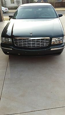 1999 Cadillac DeVille Leather cadillac