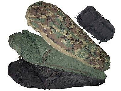 Military Issued 4-Part Modular Sleep System-NEW
