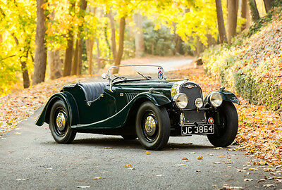 1936 Morgan 4/4  1936 Morgan 4/4 - Very Early Example - Well Documented - Fully Restored