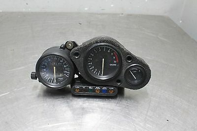 1995 Honda Cbr900rr  Speedo Tach Gauges Display Cluster Speedometer Tachometer