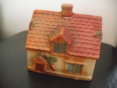 Attractive vintage collectable cottage butter / cheese dish cover only