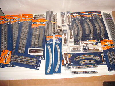 N Scale Tomix Track Lot