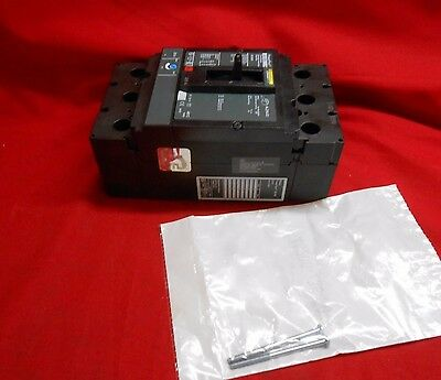 NEW In Box SQUARE D  JDL36225  Circuit Breaker; 225AMP,  3Pole,  600V