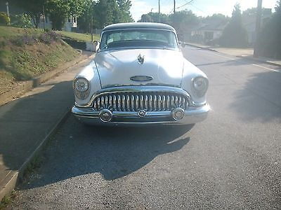 1953 Buick Other  1953 buick special hot rod/ rat rod unfinished project