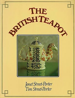 British Teapots - Development Types Makers Dates / Scarce Illustrated Book