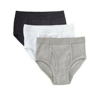New Gymboree Boys Briefs Underwear 3-Pack Sizes 2T-3T and XS