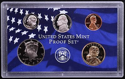 2003 United States Proof Set with COA