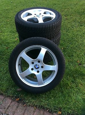 BMW 5 Series Winter Wheels And Tyres
