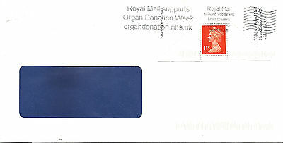 1994 Boots Label On White Envelope Postally Used