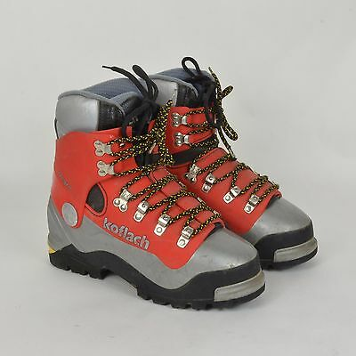 KOFLACH Degre Insulated DOUBLE Mountaineering BOOTS US M 6 / UK 5.5