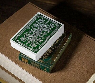 Monarchs Green Back Theory11 Deck Of Playing Cards Uspcc