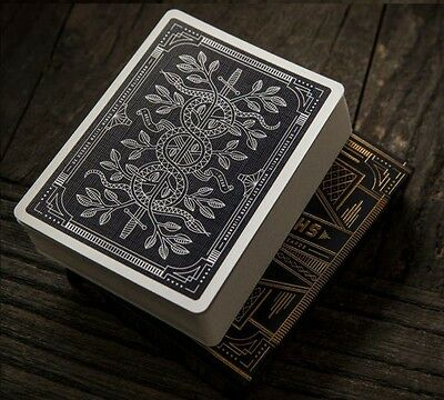 Monarchs Blue Back Theory11 Deck Of Playing Cards Uspcc
