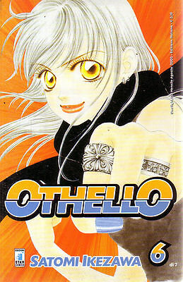 OTHELLO  n°  6   Star Comics   OTTIMO