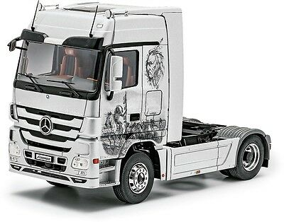 Revell - 07425 Mercedes-Benz Actros Mp 3 Truck Kit 1:25 Scale