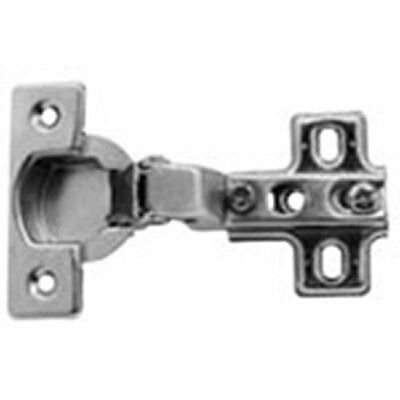 "World and Main 22022188 1-3/4"" Concealed Cabinet Hinge-105° Half Overlay"