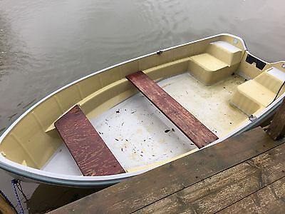 """"""" WITH """" dinghy tender fishing boat"""