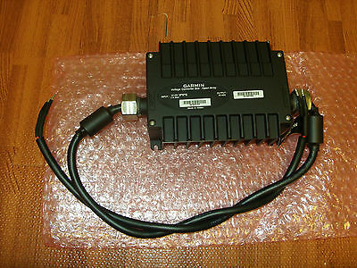 Garmin Radar Voltage Converter Module Box NEW for GMR 404 406 604 606 Open Array