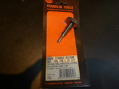 TA56 Franklin Bosch Jetronic Mixture Adjustment Tool for L LE LE2