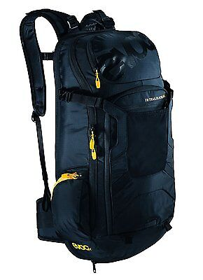 EVOC FR TRAIL BLACKLINE 20l - Backpack for cycling with back protector Size S