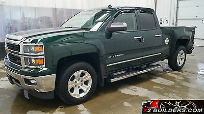 2014 Chevrolet Silverado 1500 LT Extended Cab Pickup 4-Door 2014 Chevrolet Silverado 1500 LT 4-Door 5.3L Salvage Title, Repairable
