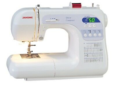 Janome DC3050 Sewing Machine Used Once!