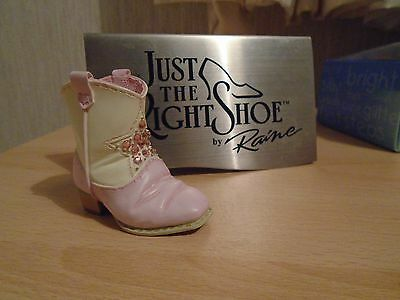 Just The Right Shoe Rodeo Princess # 27333