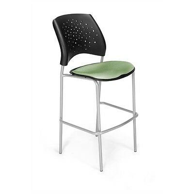 OFM Stars CafT Height Chair, Sage Green