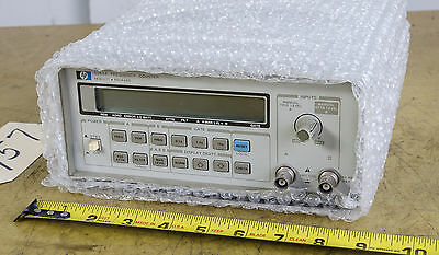 Frequency Counter; HP Model 5384A (CTAM #957)