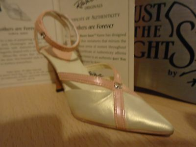 Just The Right Shoe Mothers Are Forever Gift Set # 25778