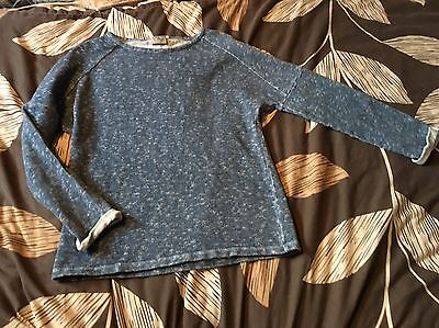 NEXT Girls Age 10 Blue Jumper