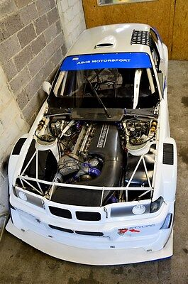 BMW E36 M3 GTR race car