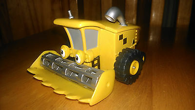 2004 Britains Tractor Tom Diecast Combine Harvester Wheezy