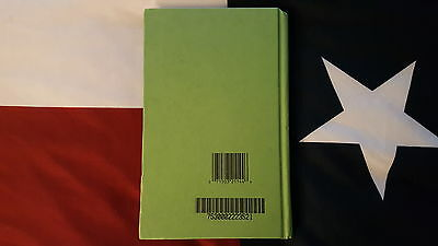 Green Federal Supply Service Notebook / Log Book / Memo Book