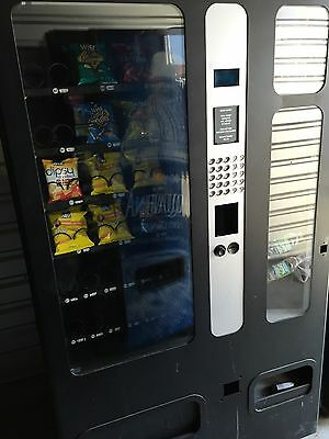 Soda & Snack Combo Vending Machine