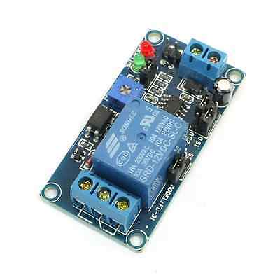 SRD-12VDC-SL-C NC Triggered Time Timer Delay Power Relay Module 12V DC