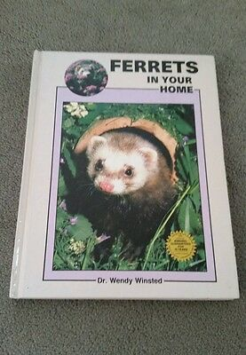 Ferret Lot Hardcover Book, Wall Hanging, Pins, Coin Purse, Magnets Weasel
