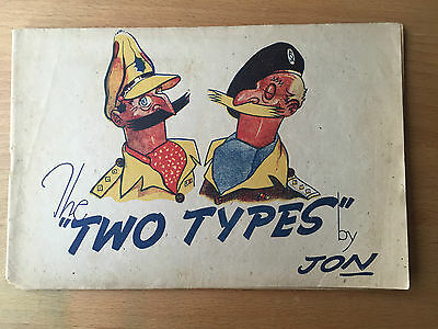 """The """"Two Types"""" by Jon"""