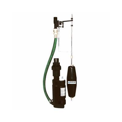 Bur Cam Pumps 300402 Sump Buddy Back-Up Pump, Non-Electric - Quantity 1