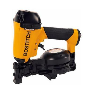 Stanley Bostitch RN46-1 Pneumatic Coil Roofing Nailer - Quantity 1